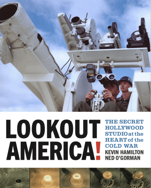 Lookout America! Cover