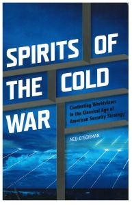 Spirts of the Cold War Cover